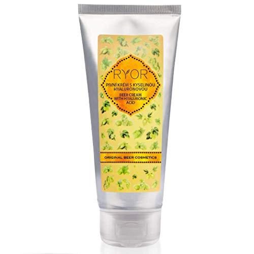 Ryor Bier-Gesichtscreme mit Hyaluronsäure 100 ml