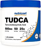 Nutricost Tudca Powder 25 Grams (Tauroursodeoxycholic...