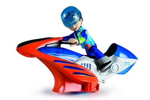 Miles von Morgen 481305ML - Spielzeugfigur, Hoverbike, blau