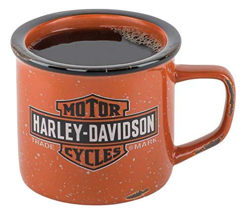 HARLEY-DAVIDSON® Trademark Bar & Shield Logo Campfire Tasse HDX-98620