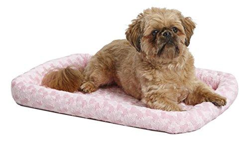 Cama Para Perro Grande Rosa marca MidWest Homes for Pets