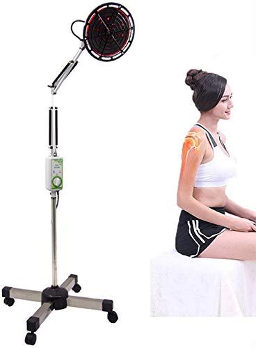 TDP Infrarot-Wärmelampe Arthritis Schmerzlinderung Mineral-Therapie Verbessert Die Durchblutung, Therapie Lampe Gesundheit Muskelschmerzen Cold Relief Lampe Einstellbarer Temperatur