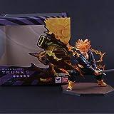 VENDISART Dragon Ball Z Zero Figuarts Zero Tamashii Super Saiyan Torankusu Trunks Figura de acción Modelo de muñeca