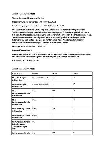 Klarstein Metrobreeze 9 New York Luftkühler Erfahrungen & Preisvergleich