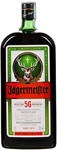 Jagermeister 0105016 Amaro, 1.5 l