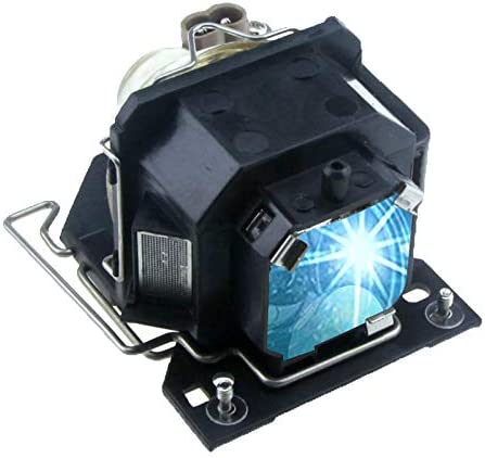 Lanwande DT00781 Replacement Projector Lamp Bulb with Housing for Hitachi CP-RX70 CP-X1 CP-X2 CP-X253 Hcp-60X Hcp-70X Hcp-75X Hcp-76X ED-X20 ED-X22 MP-J1EF CP-X4 CP-X4WF CP-x4W