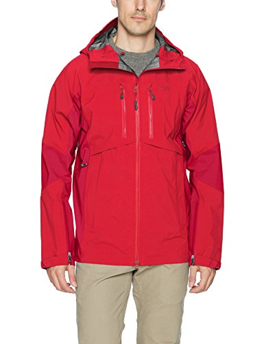 Outdoor Research Maximus Jacket hot sauce/agate XL