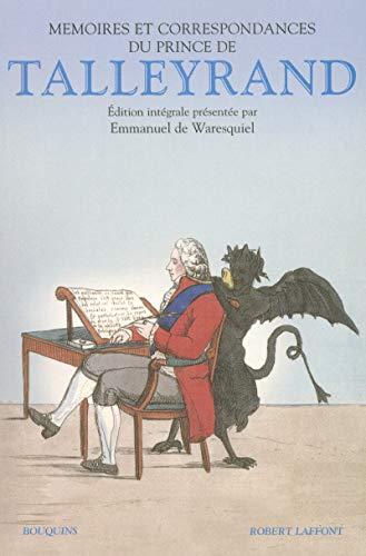 Mémoires du prince de Talleyrand