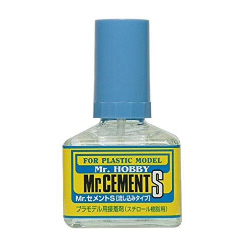 Mr.セメントS 流し込みタイプ MC129