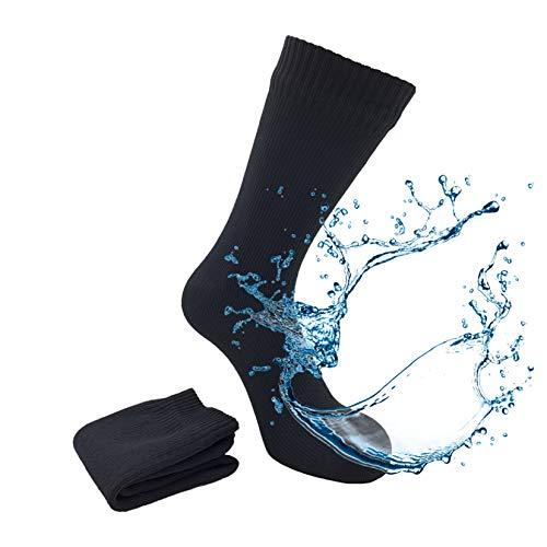 KADEM® wasserdichte atmungsaktive Socken Wassersport Wintersport Camping Angeln Trekking Biking Segeln Hiking Golf Laufen Radfahren Biking Wandern Rafting Wudu Mest Corap Rudern Walking Outdoor Socken