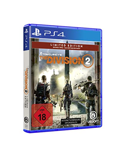 Tom Clancy\'s The Division 2 Limited Edition | Uncut - [PlayStation 4 - Disk]