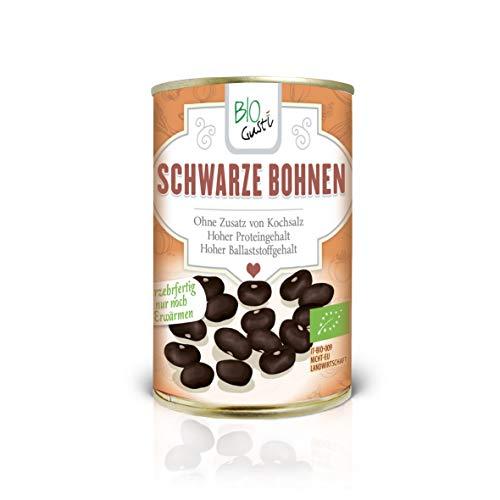 Bio Gusti 2941 Schwarze Bohnen ,