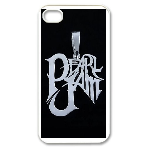 Custom Case Pearl Jam Band For iPhone 4,4S Q2Y5543398