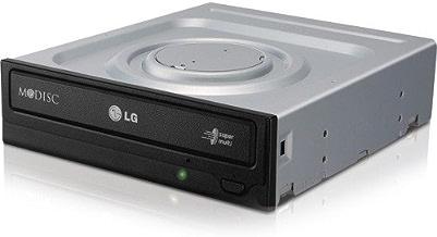 LG Electronics Internal Super Multi Drive Optical Drives GH24NSC0B