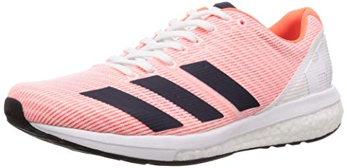 adidas Hombre Adizero Boston 8 M Zapatillas de Running Naranja, 46 2/3