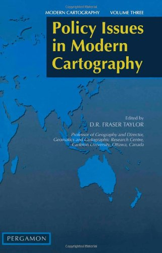 Policy Issues in Modern Cartography (Modern Cartography, V. 3)