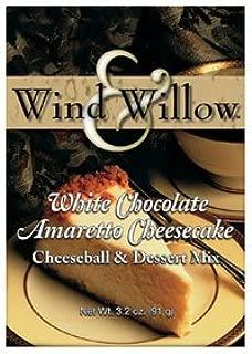 Wind & Willow White Chocolate Amaretto Cheesecake Cheeseball Mix