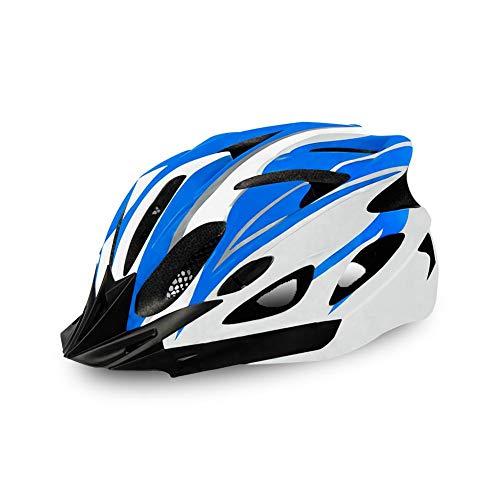 Ligero Casco Ligero Ajustable Adultos De Gran Tamaño para Mujer para Hombre De Las Señoras Carretera/Montaña En Bicicleta Bicicleta Casco