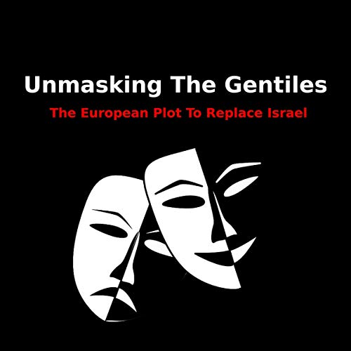 Unmasking the Gentiles Audiobook By Dante Fortson cover art