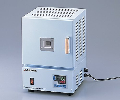 アズワン1-9023-01窓付きプログラム電気炉170×150×170