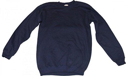 Gildan Skateboard Ultra Cotton Sweater Blue, Grösse:S