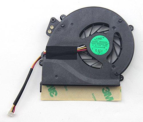 Ventilador de CPU para portátil ACER Extensa 523556355635G 5635Z 5635ZG eMachines E528E728AB0805HX-TBB...