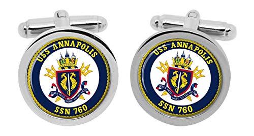 Gift Shop USS Anapolis (SSN-760) Gemelos En Caja