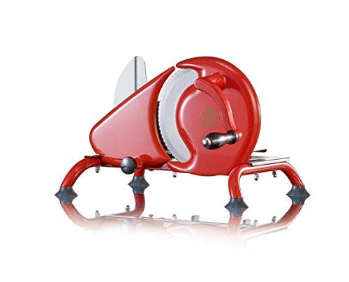 Graef H93 Cortafiambres Manual, Aluminio, Rojo