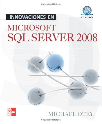 INNOVACIONES EN SQL SERVER 2008