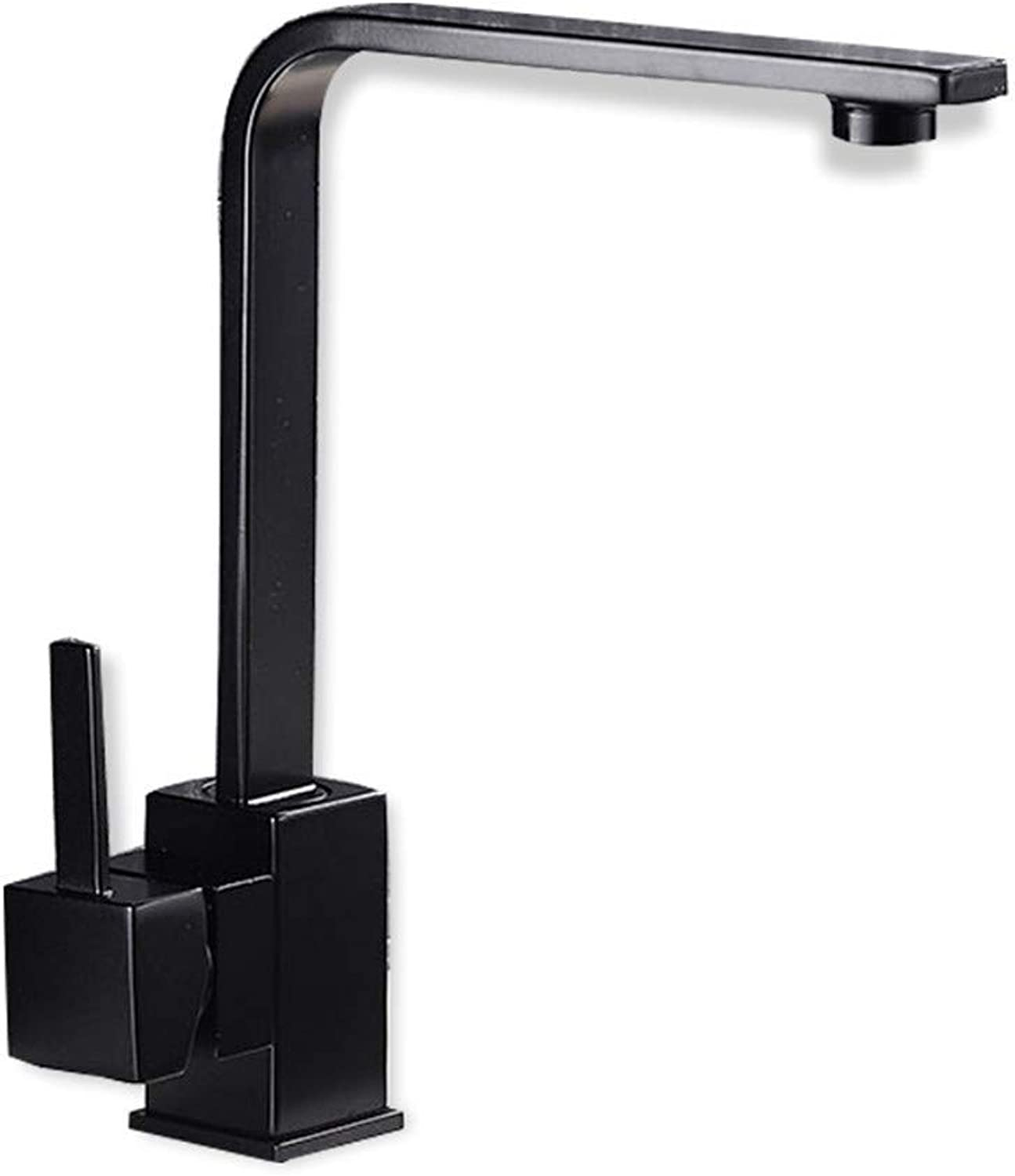 Oudan Lavatory Pure Water Kitchen Sink Full Dual Combo Copper Black Paint Cold Drinking Water Faucet (color   -, Size   -)