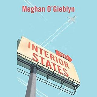 Interior States audiobook cover art