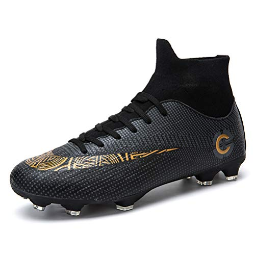YSSN fußballschuhe Kinder Erwachsene Männer professionelle Trainingsschuhe Outdoor Athletics Cleats Schuhe Unisex