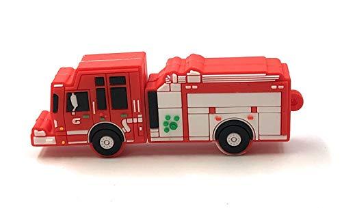 Onlineworld2013 Feuerwehr Auto Feuerwagen Funny USB Stick 16 GB USB 3.0