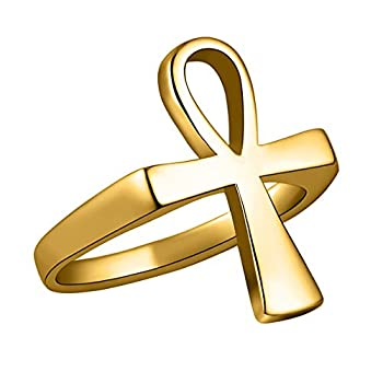 Best gold ankh ring Reviews