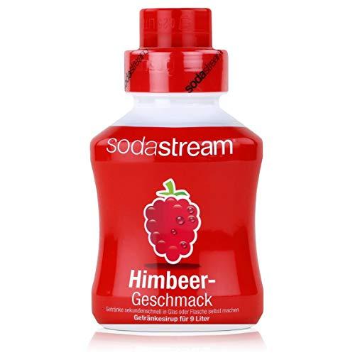 SODASTREAM FRUCHTGESCHMACK Himbeer Geschmack, 375ml