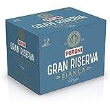 Birra Peroni Gran Riserva Bianca - Birra Italiana Premium - Cassa da 12 x 50 cl...
