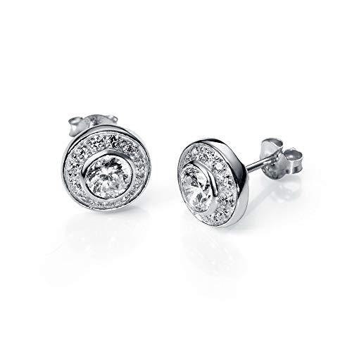PENDIENTES VICEROY 7004E000-30 MUJER PLATA