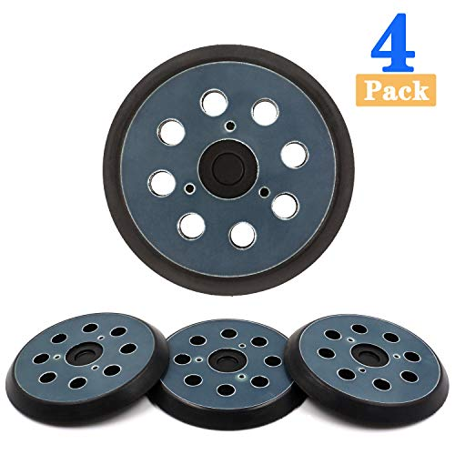 5in Sanding Disc Kit Drill Grinding Polishing Final Prep Work Wood Metal Plastic