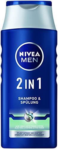 Nivea 2-in-1 shampoo & spoeling, 250 ml