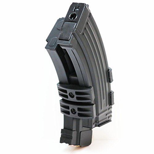 Airsoft CYMA 1100rd Electric Winding Dual Magazine for...