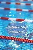 Swimming Journal: Swimming Activity Journal...