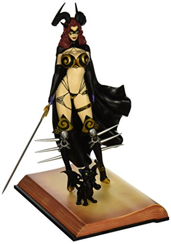 TAROT Nummer 5,1cm PVC Femme Fatales Figur (Mehrfarbig)