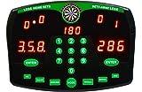 Freccette Deluxe Elettronico Dart Scorer Segnapunti Elettronico Per Gli Amanti Dart Regalo Di Natale Dart Giocatori Uomo Cave Regalo