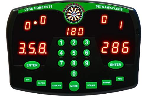 Darts Deluxe Elektronischer Darts Scorer