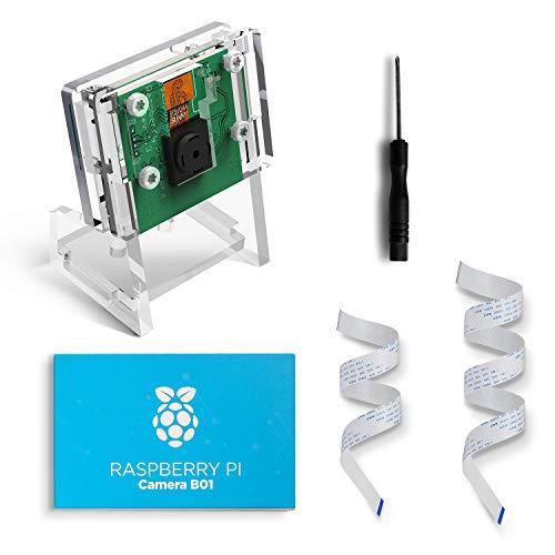LABISTS Cámara Oficial para Raspberry Pi 5MP 1080p Sensor...