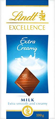 Lindt - Excellence - Extra Creamy Milk - 35g
