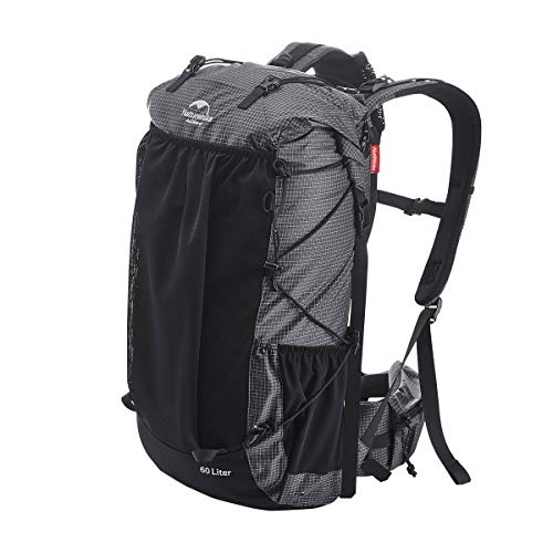 Naturehike 65L Internal Frame Hiking Backpack for Outdoor Camping Travel Backpacking Backpack for Men