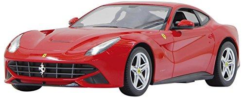 Jamara - 403084 - Voiture de Rouge Ferrari F12 Berlinetta - Echelle 1:14 - 40 MHz