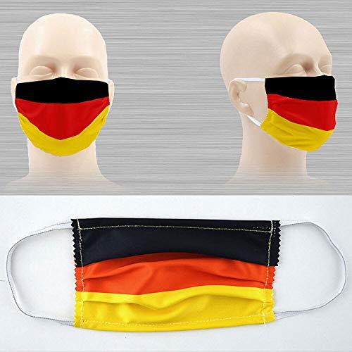 Scampolo Design Schutzmaske Deutschland, Oeko-TEX® 100 Klasse 1