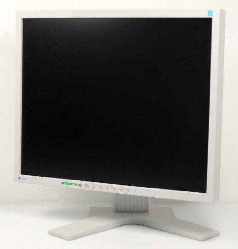 Eizo FlexScan S1921 48cm (19 Zoll) TFT Monitor Pivot Lautsprecher beige DVI VGA
